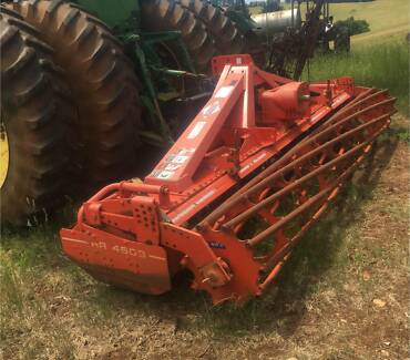 Kuhn power harrow