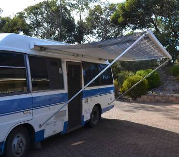 Mazda T3500 Motorhome One Tree Hill Playford Area Preview