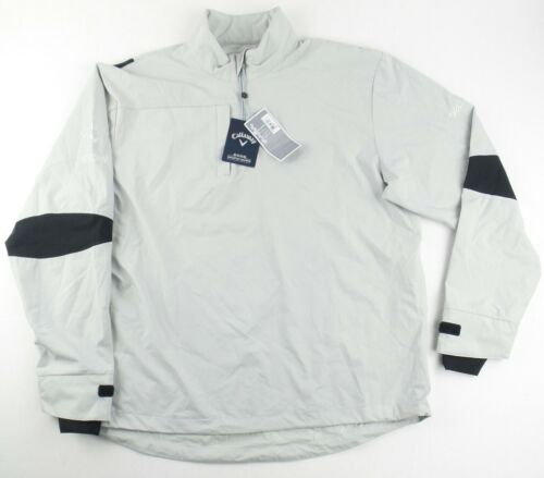 NEW Callaway High Rise Weather Series 1/4 Zip Golf Jacket Size Men