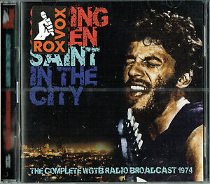 BRUCE SPRINGSTEEN - Saint in the city 1974  (2Cd set / New & sealed)