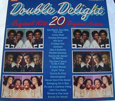 Double Delight - Various Artists - Warwick WW5049