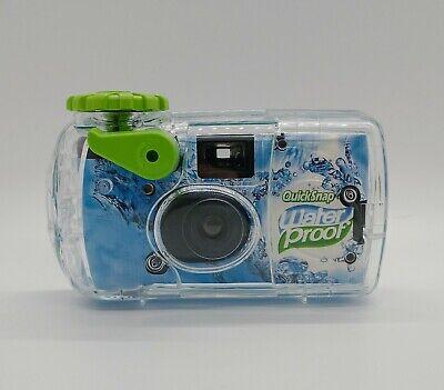 Fujifilm Quick Snap Waterproof Camera 27 exp 35mm