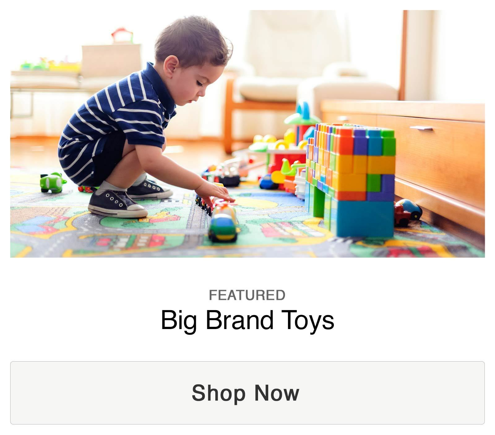 Big Brand Toy Shop