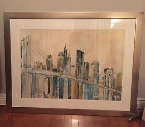 Cityscape Print