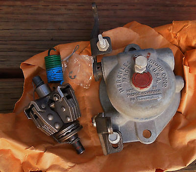 New Nos Vintage Hercules Engine Governor Pn 236745ds Or Gd505-104