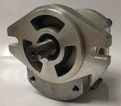 New Gear Pump .48 Cu In 2 Bolt Sae A Mount Ccw Rotation 58 Keyed Shaft