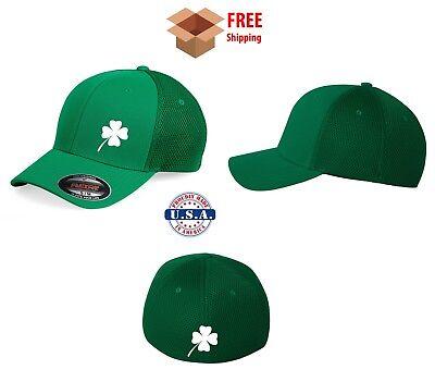 IRISH Saint Patty's Day Flex Fit HAT *FREE SHIPPING in BOX* (St Patrick Hats)