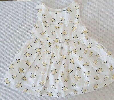 Baby Gap Girls Dress 0-3 Month's