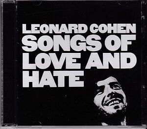 LEONARD-COHEN-SONGS-OF-LOVE-AND-HATE-CD-NEW