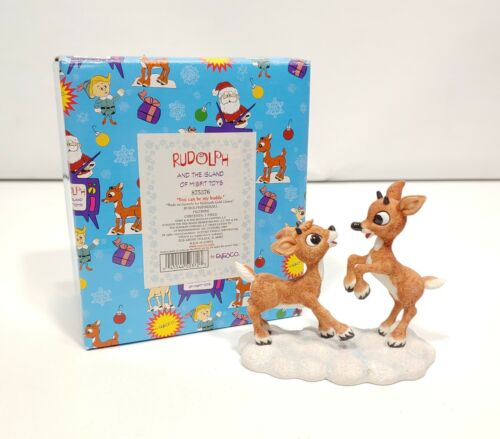 Enesco Rudolph and The Island if Misfit Toys You Can Be My Buddy
