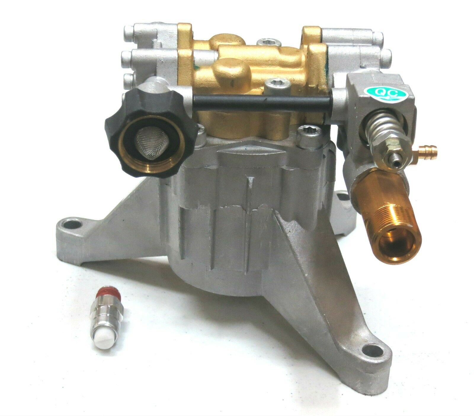 3100 PSI POWER PRESSURE WASHER WATER PUMP Upgraded Excell Devilbiss EXVRB2321-1