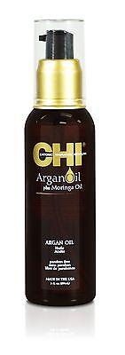 CHI Argan Oil + Moringa Oil (3 oz) - MADE IN USA