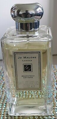 Jo MALONE LONDON GRAPEFRUIT SPRAY 100 ml USED ITEM 90% FULL NO BOX