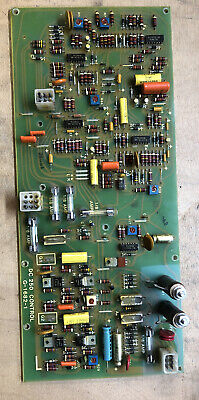Lincoln Dc 250 Cccv Poweer Supply And Welder Main Control Board G-1682-1