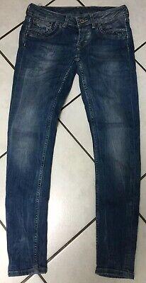 Jean femme pepe jean portobello coupe skinny taille us 35 fr 35 ou ado 12.14 ans
