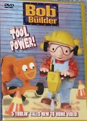 Bob The Builder Tool Power DVD