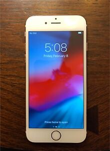 Unlocked iPhone 6S - 32GB