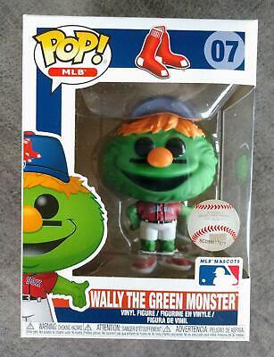 Funko Pop! MLB #07 - Mascots - Boston Red Sox - Wally the Green Monster
