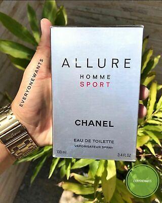 Chanel Allure Homme Sport 100 ml EDT ¡NUEVO!