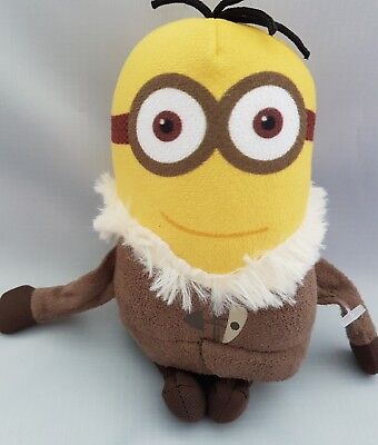 MINIONS Kevin Ice Village soft toy New Soft Plush Toy