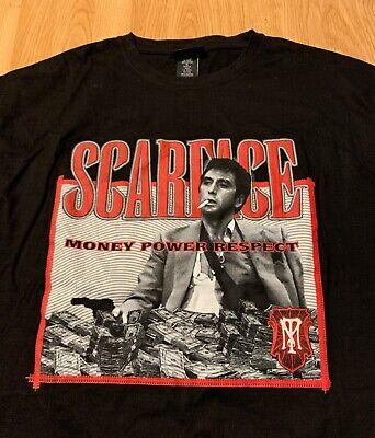 Vintage Scarface Clothing Company Tony Montanna T-Shirt Men's XL