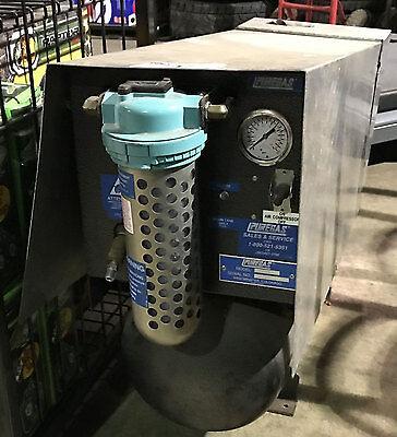 Parting Puregas P05860-bas Oiless Water Free Tool Airbrush Compressor .75 Hp