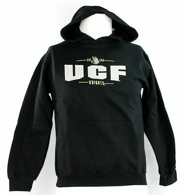 UCF ~ UNIVERSITY of CENTRAL FLORIDA GOLDEN KNIGHTS~ NCAA Hoodie  YOUTH   LARGE University Central Florida Golden Knights
