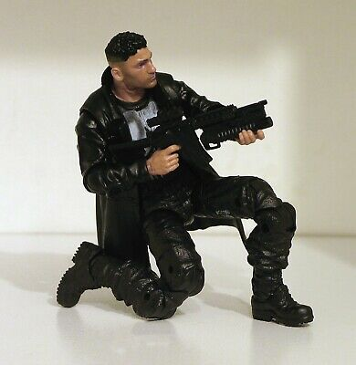 "Marvel Legends 6"" AF Loose Punisher Netflix BAF Man-Thing Wave Jon Bernthal"