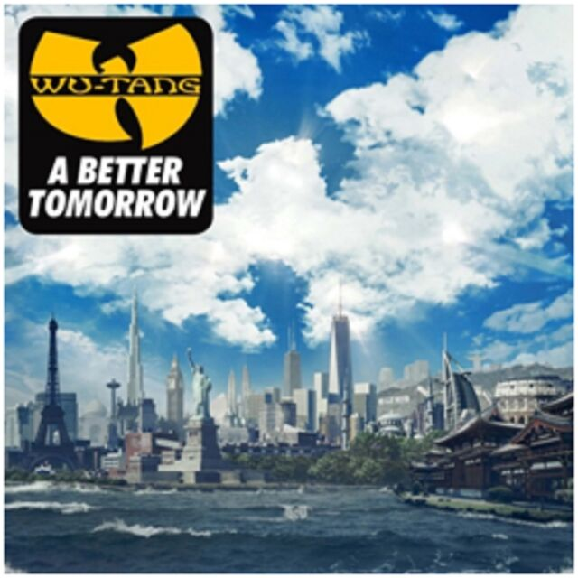 Wu-Tang Clan - A Better Tomorrow - New Double Vinyl LP