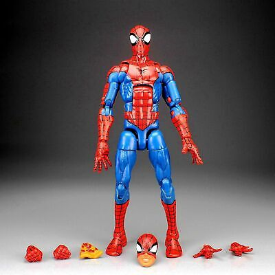 Marvel Legends Infinite Series Pizza Spiderman Homecoming Loose Action Figure