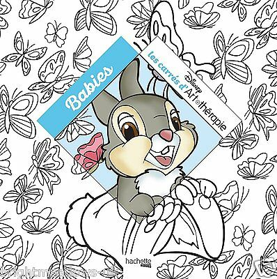 Disney Animal Coloring Book : Disney animals cute colouring book adult french kittens puppies