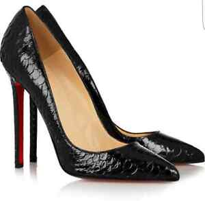 AUTH Christian Louboutin Python Leather BNIB Rockdale Rockdale Area Preview