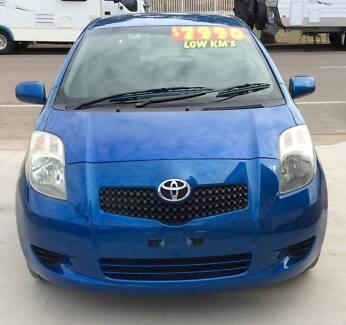 2007 Toyota Yaris Hatchback - Low KLMS Home Hill Burdekin Area Preview