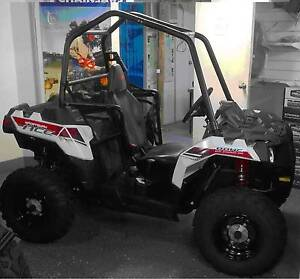 MUST GO! 2015 ex-demo Polaris Sportsman ACE 325 HD,only done 20km Bungalow Cairns City Preview