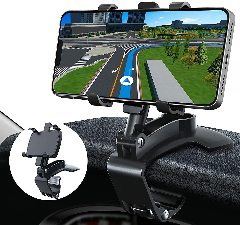 Universal 360° Car Phone Mount Holder For Cell Phone Samsun