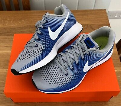 Nike Air Zoom Pegasus 34 Men's Trainers (Size 9.5) Blue 880555-007