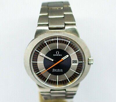 Omega Geneve Dynamic Rally Swiss Manual Wind Cal. 613 Wrist Watch