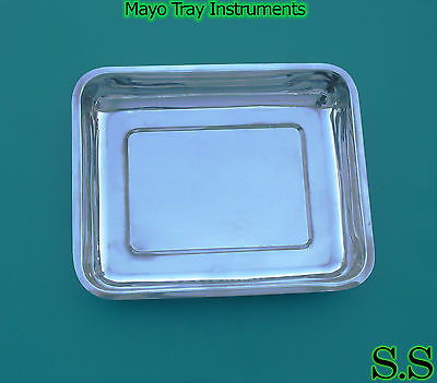 Mayo Tray 10.75 X 14.50 X 0.75 Surgical Instruments