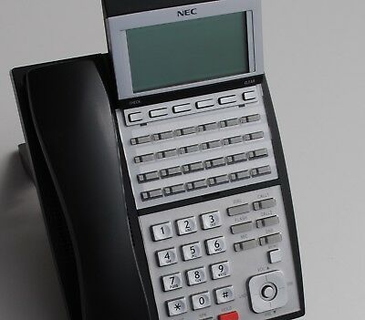 Fully Refurbished Nec 0910068 Ip3na-24tixh Ip-24e Ip 24-button Display Phone