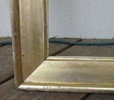 Used, c1840 Beautiful Large Early American Sully Style Gilded Antique Flag Print Frame for sale  Phoenix