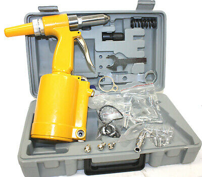 Pneumatic Air Hydraulic Pop Rivet Gun Riveter Riveting 316 532 18 332