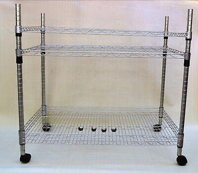 Metall Wühltisch Verkaufstisch Aktionstisch Ladentisch gebraucht 1 Stück