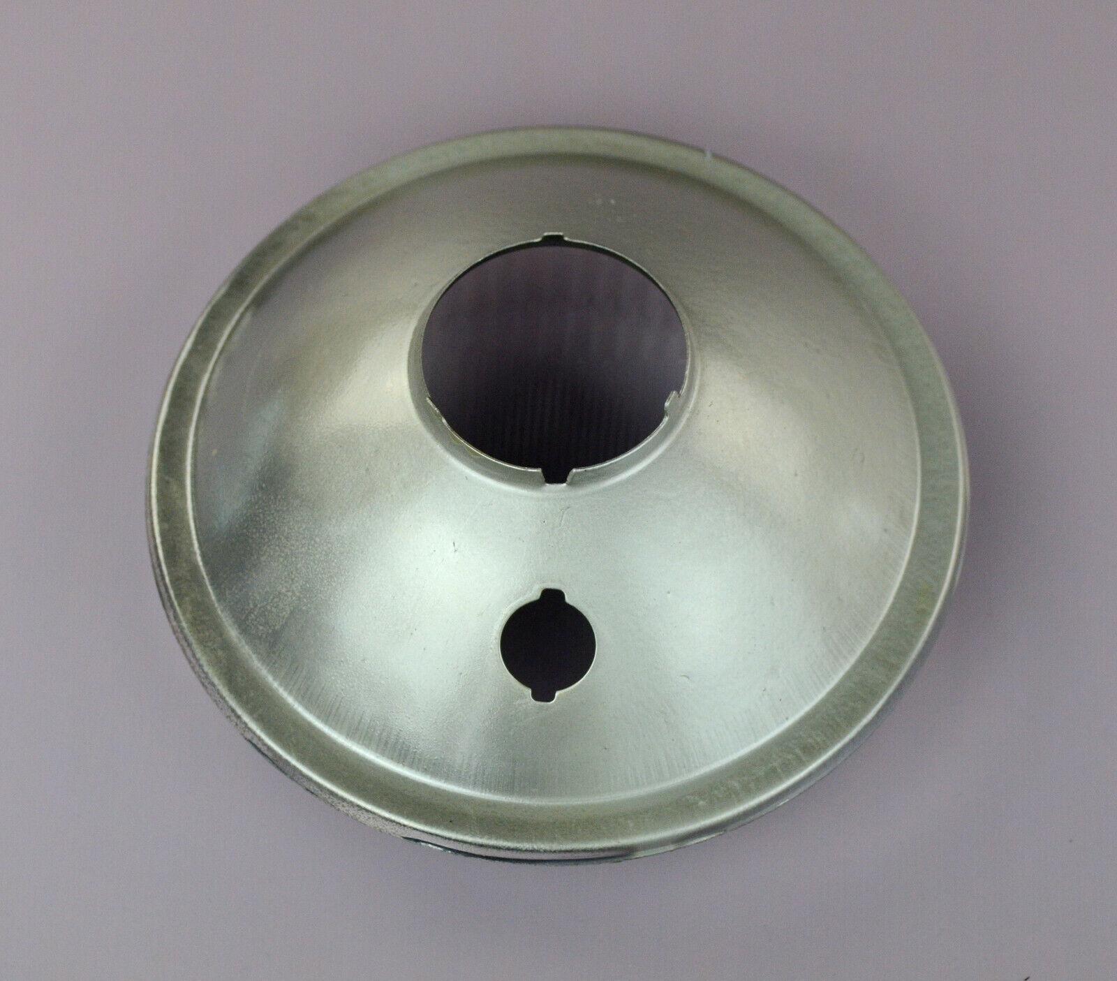 2x Reflektor Spiegel Ø 130mm Lichtaustritt für Traktor Scheinwerfer