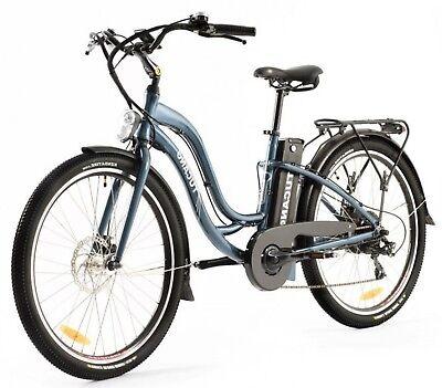 MONSTER X-Road 27,5 - Bicicleta Eléctrica BLUE NOTTE