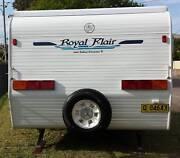 Caravan Pop Top Royal Flair Brightwaters Lake Macquarie Area Preview