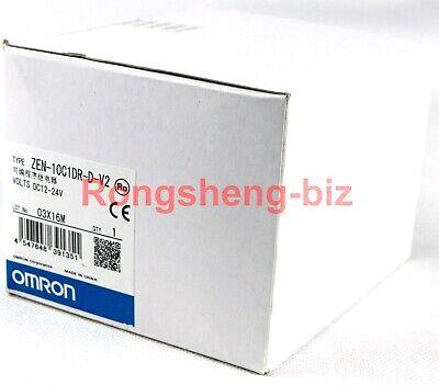 Omron Zen-10c1dr-d-v2 12-24vdc Analog Programmable Relay Module New
