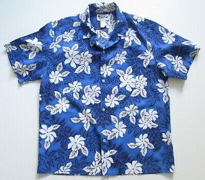 "Vintage Auth Howie Hawaii USA Hawaiian Shirt 47""-122cm L (135H)"
