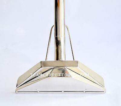 Carpet Cleaning Standard Profile 12 S-bend Aw29 Style 2-jet 1.5 Wand Truckpor