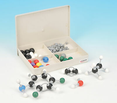 Student Inorganic And Organic Chemistry Molecular Model Set 65 Pieces