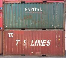 20ft Shipping Containers - Economy Storage Strathfield Strathfield Area Preview